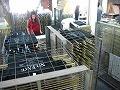 プリント工場 作業風景