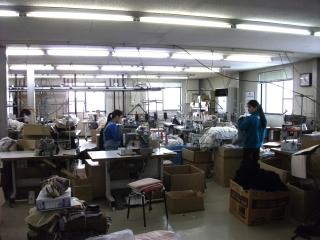 国内縫製2